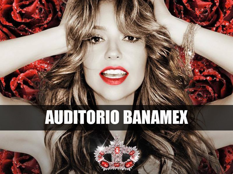 Thalia Latina Love Tour | Auditorio Banamex Mexico