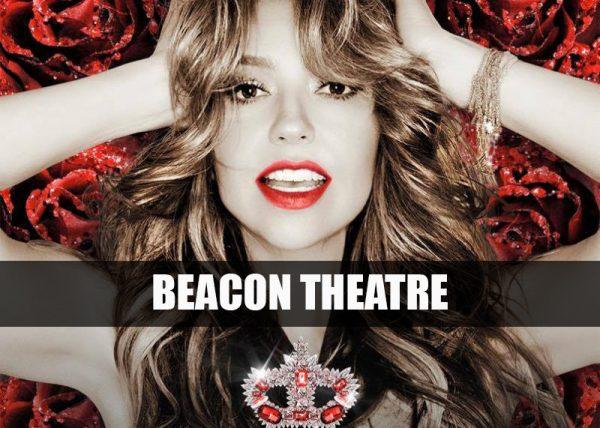 Thalia Latina Love Tour | Beacon Theatre