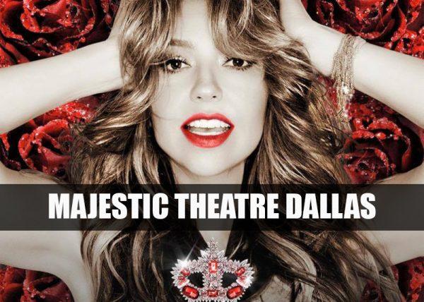 Thalia Latina Love Tour | Majestic Theatre Dallas