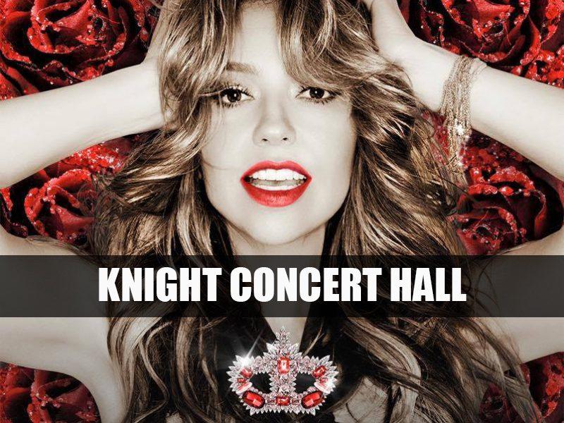 Thalia Latina Love Tour | Knight Concert Hall