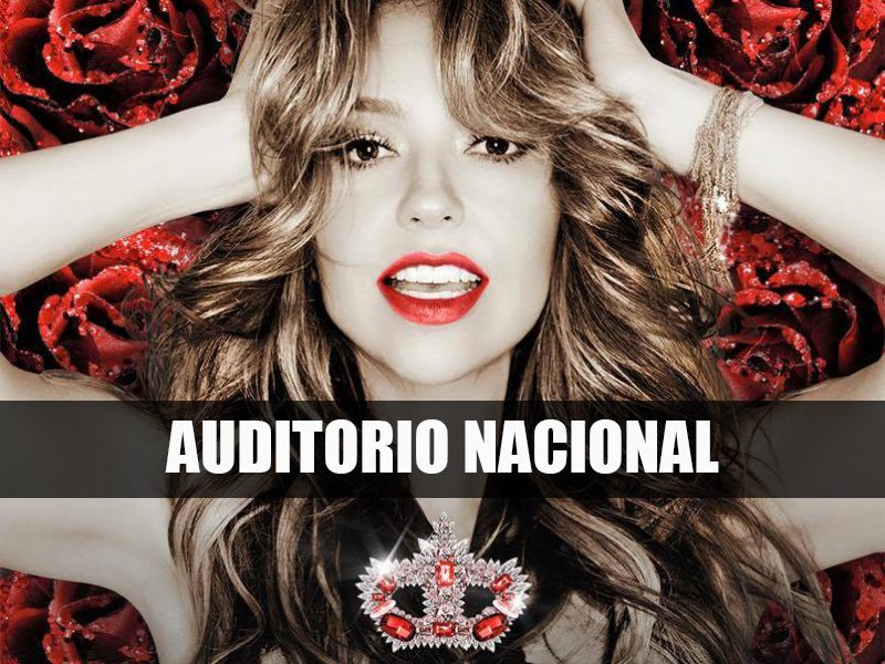 Thalia Latina Love Tour   Auditorio Nacional Mexico