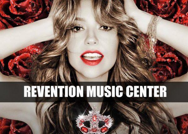 Thalia Latina Love Tour | Revention Music Center